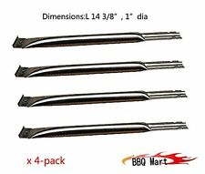 BBQ 4-pack Gas Grill Stainless Steel Pipe Tube Burners Parts Charbroil Kenmore