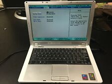 Dell Inspiron 700m Notebook Laptop No HD No RAM No Opt Drive