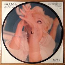 "Madonna  Take A Bow  1994 UK 7"" Picture Disc Numbered (16815) N.Mint"
