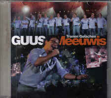 Guus Meeuwis-Tranen Gelachen Promo cd single