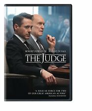 The Judge (DVD, 2015) Robert Downey Jr., Robert Duvall, Vera Farmiga