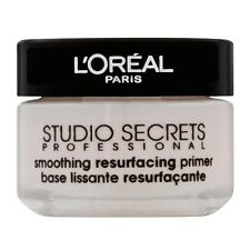 L'Oreal Studio Secrets Smoothing Resurfacing Primer 15ml - NEW!