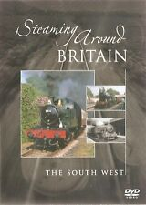 Steaming Around Britain - The South West (DVD 2006) FREE UK POST