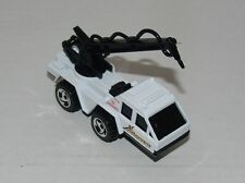 Hot Wheels Flame Stopper Concept Fire Truck White Dw3 Wheels China 1999