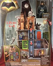 New Sealed DC Comics Batman VS Superman Ultimate Batcave Playset