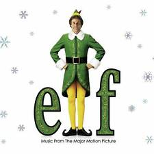 Elf MUSIC FROM THE MOVIE Soundtrack 12 SONGS Holiday CHRISTMAS New Vinyl LP
