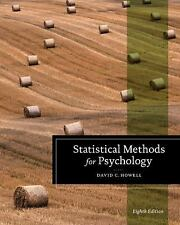 Statistical Methods for Psychology (PSY 613 Qualitative Research and Analysis ..