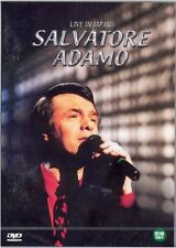 SALVATORE ADAMO DVD - Live in Japan (New & Sealed)