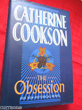 Catherine Cookson THE OBSESSION 1995 HCDJ first UK edition