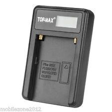 Batería de la Cámara Cargador Y Cable Usb Samsung SLB-10A WB500 WB550 WB600 WB650 WB700