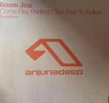 "Boom Jinx ""Come play perfect/too Free to follow"" * anjdee 005"