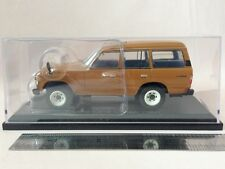 Toyota Land Cruiser HJ60V 1982 Diecast Scale Model Car 1:43 Ocher NOREV