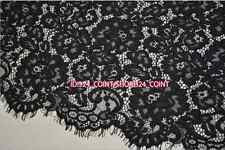 HB155 115*150CM, Lace Fabric Embroidery Floral Wedding Fabric dress skirt sewing