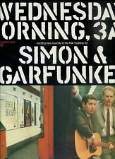 SIMON AND GARFUNKEL wednesday morning 3 am UK 1964 EX LP