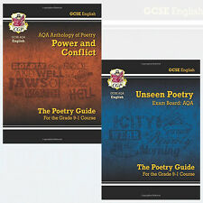New GCSE English Literature AQA for the Grade 9-1 Course Collection 2 Books Set