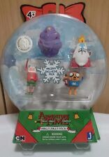 Adventure Time Holly Jolly Pack Jake Finn Ice King Lumpy Cartoon Network
