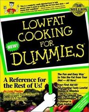 Lowfat Cooking for Dummies-ExLibrary
