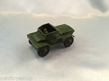Dinky Toys  no. 673  Scout Car   Militairy  Dinky