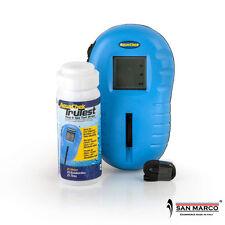 Tester digitale della Gre per analisi acqua della vostra piscina Aquacheck