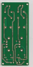 Low noise High Current dual power supply LT1083CP bare PCB 1 piece ( green) !