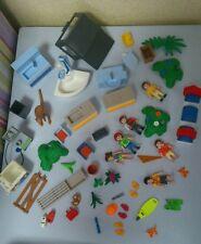 Lot playmobil pièces