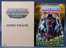 2016 MOTU Horde Wraith MOTUC Masters of the Universe Classics MOC - IN STOCK