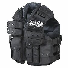 VooDoo Tactical Police & Sheriff Vest  BLACK VDT20-840304000 One Size