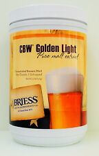 BRIESS CBW GOLDEN LIGHT PURE LIQUID MALT EXTRACT