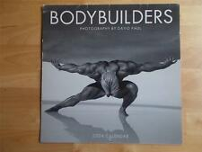 2004 BODYBUILDERS muscle gay interest calendar by Barbarian DAVID PAUL
