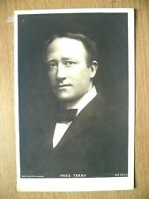 1900s Postcard- Theater Actors MR. FRED TERRY, No.1102 B