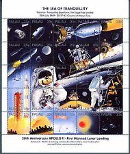 PALAU - 1989 - 20° anniversario del primo sbarco sulla luna