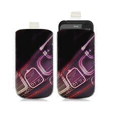 Housse coque étui pochette pour HTC Incredible S avec motif HF07