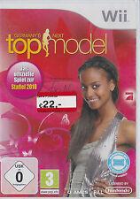 Germany's Next Topmodel 2010 - Nintendo Wii-Spiel - Neu und originalverpackt