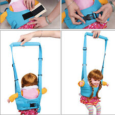 Arnés de correa cinturón de caminar Bebé Niño asistente de seguridad ajustable