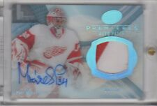 2014 UD ICE PETR MRAZEK ROOKIE PREMIERES PATCH AUTO RC RED WINGS SP 8/10 RARE!!