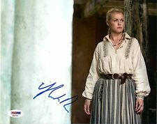 HANNAH NEW as ELANOR GUTHRIE AUTOGRAPHED SIGNED 8X10 PHOTO PSA DNA BLACK SAILS