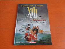 LIBRO CARTONATO CULT COMICS DARGAUD XIII TREDICI CONTRO UNO VOLUME. N° 8