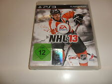 PlayStation 3 PS 3  NHL 13