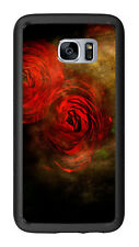Grunge Roses For Samsung Galaxy S7 G930 Case Cover by Atomic Market