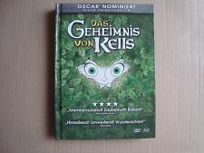 THE SECRET OF KELLS limited DigiBook BLU-RAY & DVD edition RARE&OOP