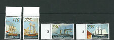 NETHERLANDS ANTILLES 2001 SAILING SHIPS (Scott 955-58) VF MNH