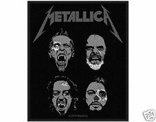 metallica - Undead  - WOVEN  PATCH - free shipping