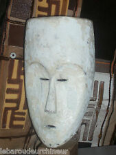 ancien Masque africain. old African mask Fang