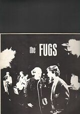 THE FUGS - same LP