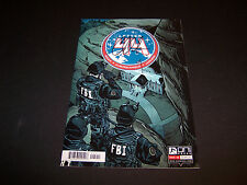 SIGNED ON LOGO CHARLES SOULE LETTER 44 #5 UPCOMING SYFY TV SERIES 1ST PRINT