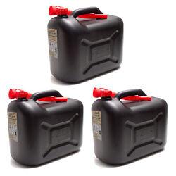 2x Benzinkanister 20 Liter ROT NEU Benzin-Kanister Diesel 20L Kraftstoffkanister