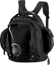 ICON Urban Magnetic Motorcycle Tank Bag / Backpack (Black)