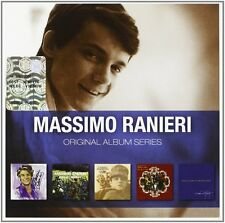 Massimo Ranieri: original album series, box 5 CD