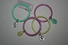 New Gymboree Multi-Color Love Bangle Bracelets One Size NWT Bracelet Jewelery