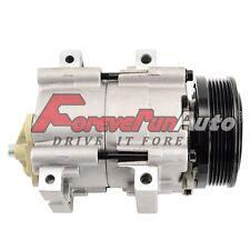 New A/C Compressor w/ Clutch 58168 for 01-07 Ford Taurus Mercury Sable 3.0L FS10